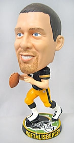 Pittsburgh Steelers Ben Roethlisberger Phathead Bobble Head
