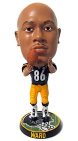 Pittsburgh Steelers Hines Ward Phathead Bobble Head