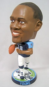 Tennessee Titans Vince Young Phathead Bobble Head