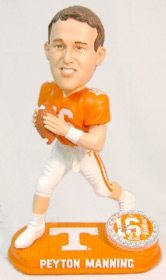 Tennessee Volunteers Peyton Manning Legacy Bobble Head