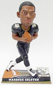 New Orleans Saints Marques Colston On Field Bobble Head