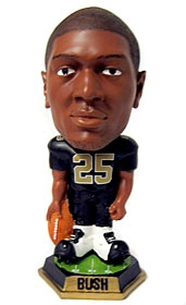 New Orleans Saints Reggie Bush Knucklehead Bobble Head