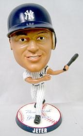 New York Yankees Derek Jeter 9.5 Super Bighead Bobble Head
