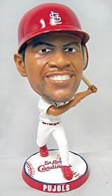 """St. Louis Cardinals Albert Pujols 9.5"""" Super Bighead Bobble Head"""