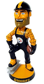 Pittsburgh Steelers 2007 Mascot Bobble Head