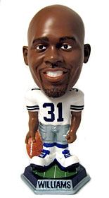 Dallas Cowboys Roy Williams Knucklehead Bobble Head