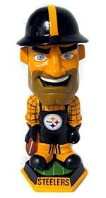 Pittsburgh Steelers 2007 Mascot Knucklehead Bobble Head