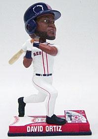 Boston Red Sox David Ortiz On Field Bobble Head