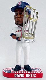 Boston Red Sox David Ortiz 2007 World Series Champion Bobble Head