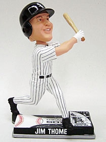 Chicago White Sox Jim Thome On Field Bobble Head