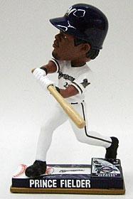 Milwaukee Brewers Prince Fielder On Field Bobble Head