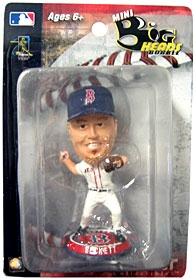 """Boston Red Sox Josh Beckett 3.5"""" Mini Big Head Bobble Head"""