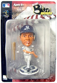 "New York Yankees Jorge Posada 3.5"" Mini Big Head Bobble Head"