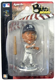 "New York Yankees Alex Rodriguez 3.5"" Mini Big Head Bobble Head"
