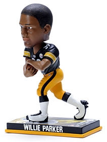 Pittsburgh Steelers Willie Parker Photo Base Bobble Head