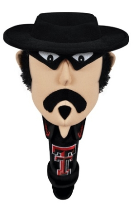 Texas Tech Red Raiders Mascot Headcover