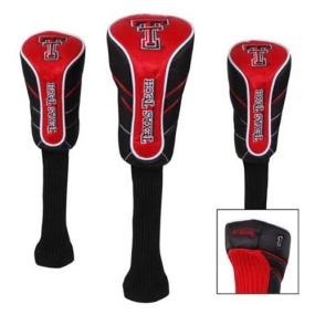 Texas Tech Red Raiders Nylon Golf Headcovers