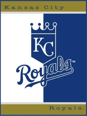 Kansas City Royals All Star Fleece Blanket/Throw