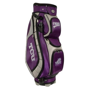TCU Horned Frogs Letterman's Club II Cooler Cart Bag