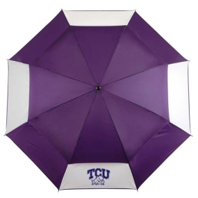 TCU Horned Frogs Golf Umbrella