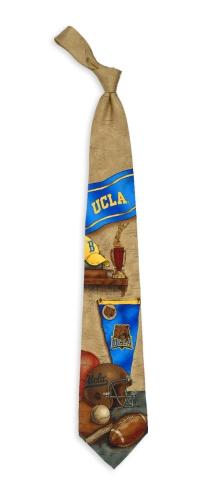 UCLA Bruins Nostalgia Tie