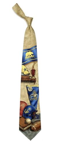 California Golden Bears Nostalgia Tie