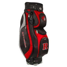 Rutgers Scarlet Knights Letterman's Club II Cooler Cart Bag