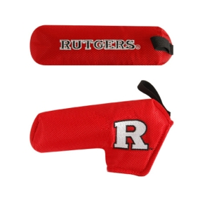 Rutgers Scarlet Knights Blade Putter Cover