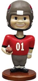 Tampa Bay Buccaneers Memory Company Bobble Head