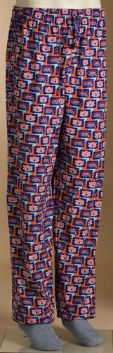 Auburn Tigers Pajama Lounge Pants