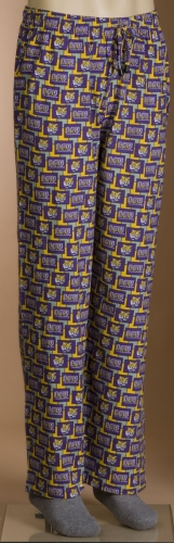 LSU Tigers Pajama Lounge Pants