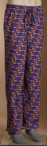 Clemson Tigers Pajama Lounge Pants