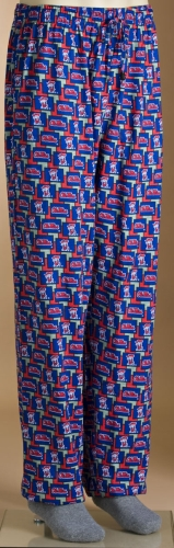 Mississippi Rebels Pajama Lounge Pants