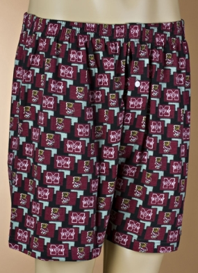 Mississippi State Bulldogs Boxers