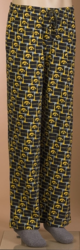 Iowa Hawkeyes Pajama Lounge Pants