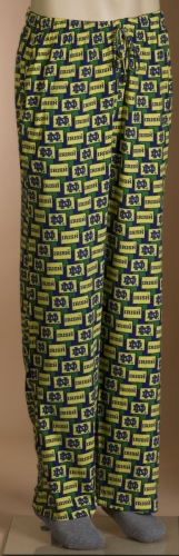 Notre Dame Fighting Irish Pajama Lounge Pants