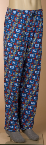 Kansas Jayhawks Pajama Lounge Pants