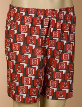 N.C. State Wolfpack Boxers