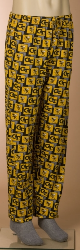 Georgia Tech Yellow Jackets Pajama Lounge Pants