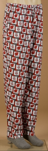 Wisconsin Badgers Pajama Lounge Pants