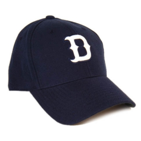 Detroit Tigers 1918 Cooperstown Fitted Hat
