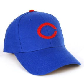 Chicago Cubs 1938 Cooperstown Fitted Hat