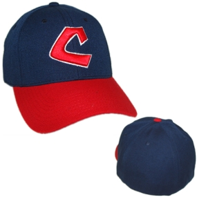 Cleveland Indians 1975 Cooperstown Fitted Hat