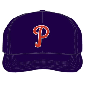Philadelphia Phillies 1935 Cooperstown Fitted Hat