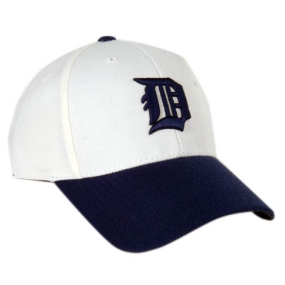 Detroit Tigers 1912 Cooperstown Fitted Hat