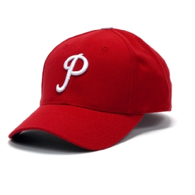 Philadelphia Phillies 1950-1970 Cooperstown Fitted Hat