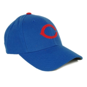 Chicago Cubs 1955 Cooperstown Fitted Hat