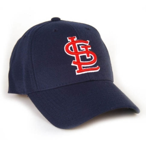 Saint Louis Cardinals 1957-1964 Cooperstown Fitted Hat