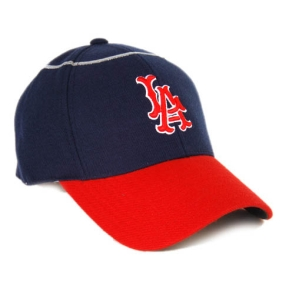 Los Angeles Angels 1961 Cooperstown Fitted Hat