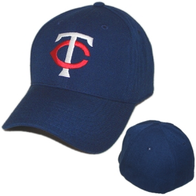 Minnesota Twins 1961 Cooperstown Fitted Hat